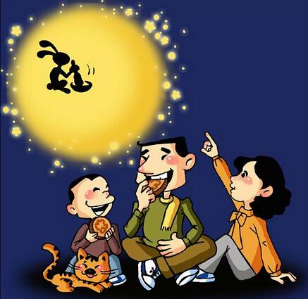 克劳德刀片分享中秋习俗-赏月-克劳德刀片找你说说中秋节的那些习俗
