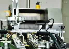 克劳德刀片生产设备